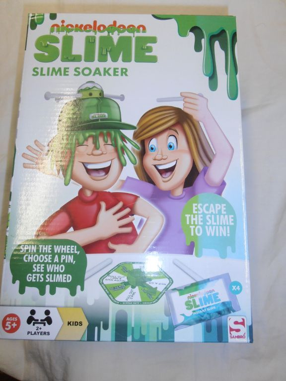 Slime Soaker