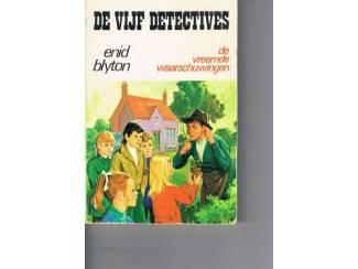 De vijf detectives (14) – De vreemde waarschuwingen