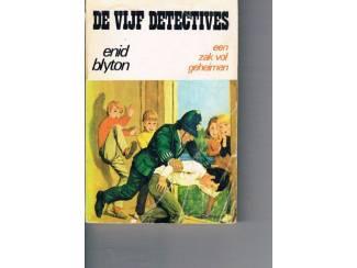 De vijf detectives (10) – Een zak vol geheimen