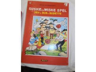 Suske en Wiske Spel – gebruikt