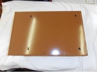 Kantoorbenodigdheden Satino metalen handdoek dispenser