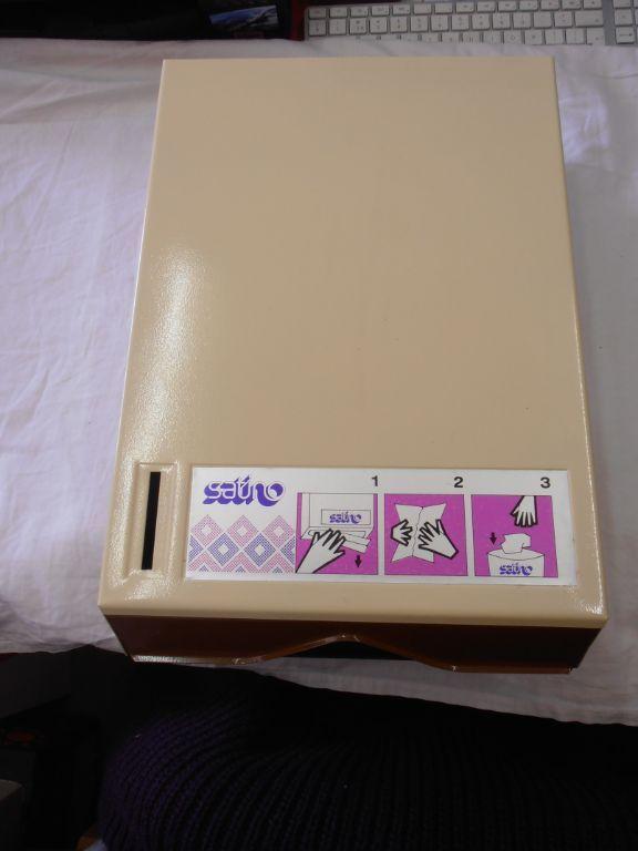 Satino metalen handdoek dispenser