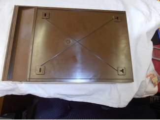 Kantoorbenodigdheden Satino kunststof handdoek dispenser
