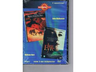 DVD The sheltering sky + Jane Eyre