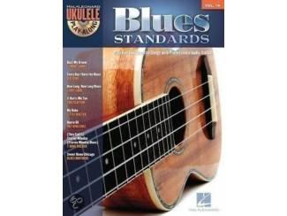 Blues Standards Ukulele Playalong