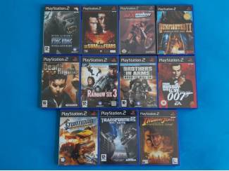 11x Playstation 2 Games