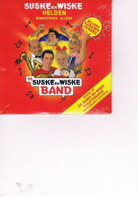 CD Suske en Wiske Band