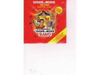 Cd's   Kinderen en Jeugd CD Suske en Wiske Band
