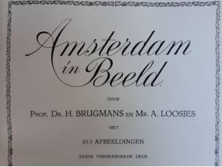 Amsterdam in Beeld - 613 afbeeldingen - +/- 1930