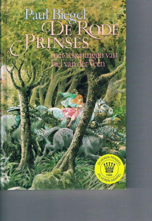 Paul Biegel – De rode prinses