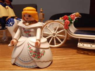 Speelgoed | Playmobil Playmobil bruiloft koets 6237