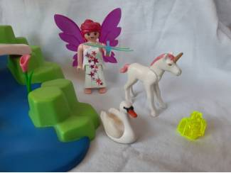 Set's samengesteld Playmobil 4148