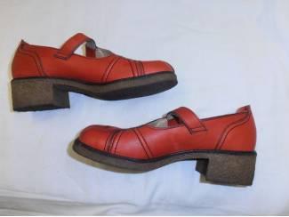 Schoenen Damesschoenen rood