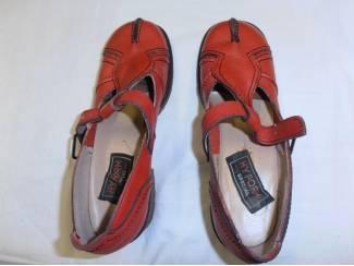 Damesschoenen rood