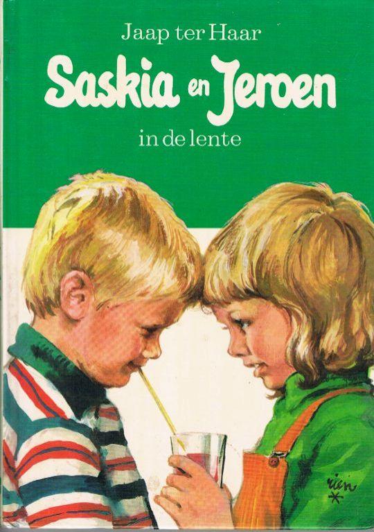 Saskia en Jeroen in de lente – J. ter Haar
