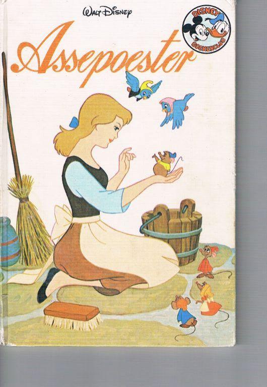 Disney Boekenclub – Assepoester