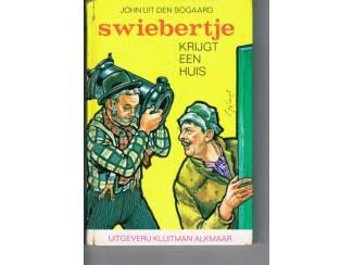 Swiebertje krijgt een huis – J.H. Uit den Bogaard