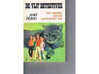 De vijf detectives – Het raadsel van de verdwenen kat–Enid Bl