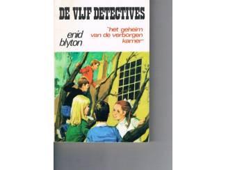 De vijf detectives –Het geheim van de verborgen kamer–Enid Bl