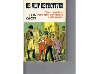De vijf detectives–Het raadsel van het vermiste halssnoer–E.