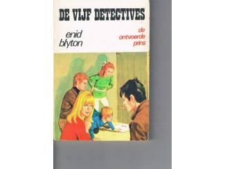De vijf detectives – De ontvoerde prins – Enid Blyton