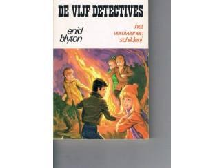 De vijf detectives – Het verdwenen schilderij – Enid Blyton