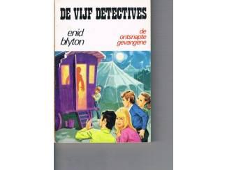 De vijf detectives – De ontsnapte gevangene - Enid Blyton
