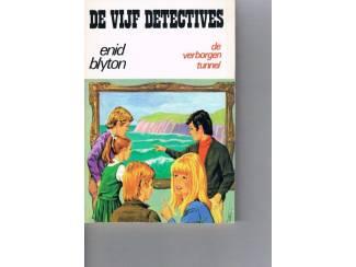 De vijf detectives – De verborgen tunnel – Enid Blyton