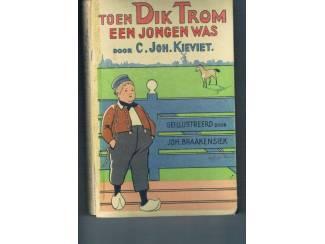 Toen Dik Trom een jongen was – C.J. Kieviet