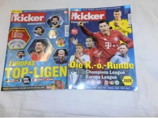 Kicker en Sportbild  aanbieding