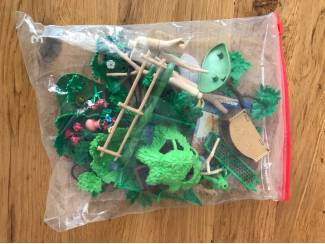 Losse onderdelen Zakje diversen Playmobil