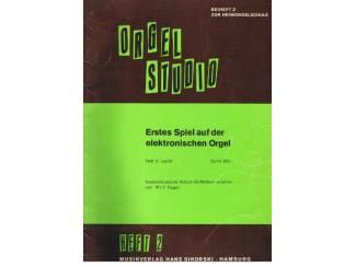 Willi Nagel – Orgel Studio – Heft 2