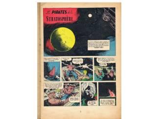 Stripboeken L'epervier bleu – Les pirates de la stratosphere