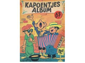 Kapoentjes Album nr 67
