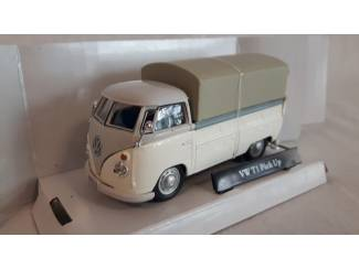 VW Pick-up met huif Schaal 1:43