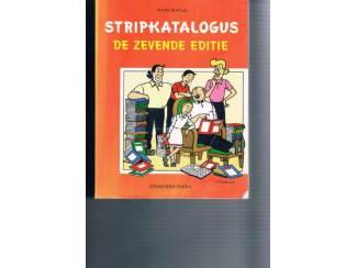 Stripkatalogus de zevende editie