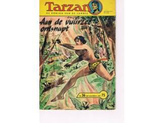 Tarzan – Metropolis nr. 36 – Aan de vuurzee ontsnapt
