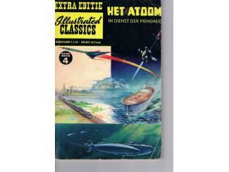 Illustrated Classics Extra Editie nr. 4 Het atoom