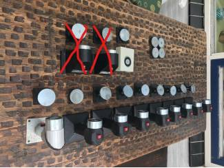 Hang- en Sluitwerk Elektrische deurmagneten 24v