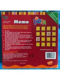 Speelgoed | Spellen Dora Memo