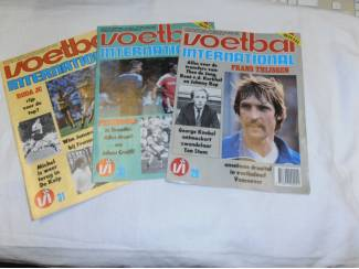 Collectie Voetbal International 1983