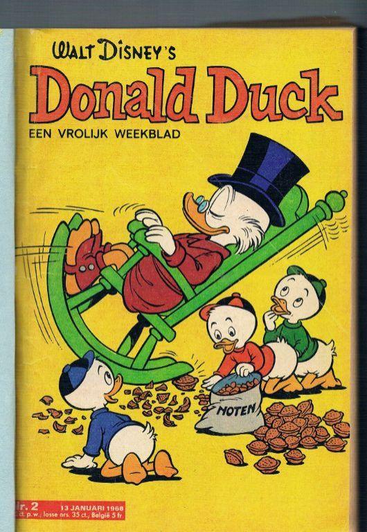 Donald Duck 1968 bundeling nr. 1