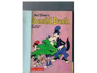 Donald Duck 1969 bundeling nr. 1