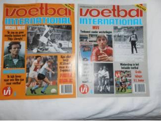 Sport | Voetbal Collectie Voetbal International 1984 (doos 74)