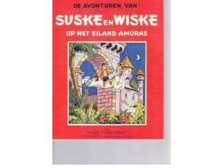 Suske en Wiske nr. 1 Op het eiland Amoras