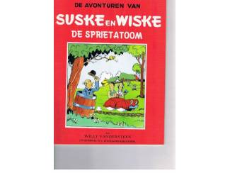 Suske en Wiske nr. 3 De Sprietatoom