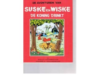 Suske en Wiske nr. 4 De koning drinkt