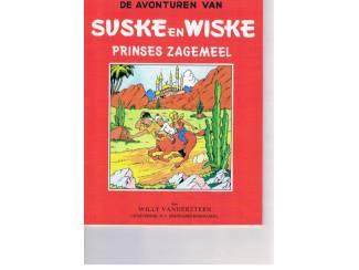 Suske en Wiske nr. 5 Prinses Zagemeel