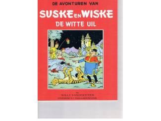 Suske en Wiske nr. 7 De witte uil