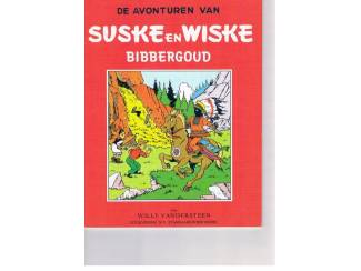 Suske en Wiske nr. 8 Bibbergoud